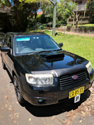 Xt forester luxury Glenwood Blacktown Area Preview