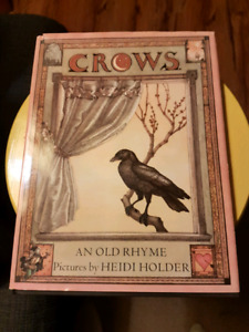Crows  an Old Rhyme