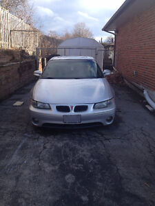 2003 Pontiac Grand Prix Other