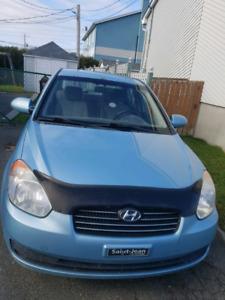 Hyundai accent 2009 un seul propriétaire