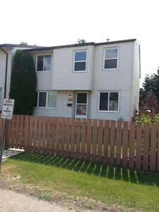 WESTEND PET FRIENDLY 3BEDROOM TOWNHOUSE w/FINISHED BSMT AVAIL