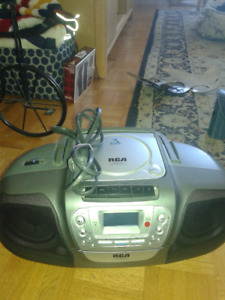 RCA cd player