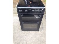 Beko 50 cm electric cooker in mint condition with a warranty. Of three months