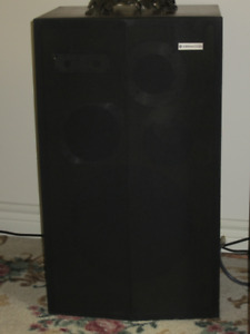 Kenwood Audio speakers