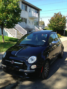 Fiat 500 Gucci Lounge 2012