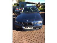 BMW compact 316ti se