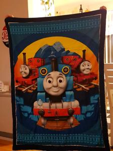 Thomas the train bed set