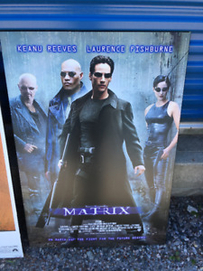 Movie Poster Plaques