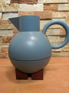 ALESSI, Michael Graves Euclid Thermos Jug / Pitcher ( Blue)