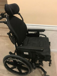 Manual Tilting Wheelchair