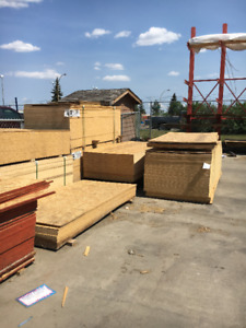 Oriented Strand Board - HUGE selection