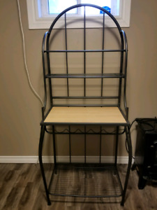 Wine rack. Barely used. Need it gone today.