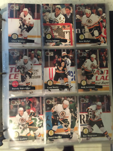Série Compléte (615 cartes) Pro Set Serie 1 & 2 (1991-92)