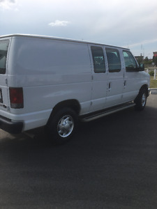 2012 Ford E-250.  Immaculate 20,000 Kms