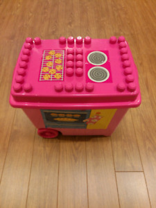 Cooking Lego box for kids