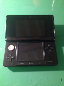 Nintendo 3DS, comes without charger