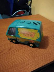 Scooby Doo Torch Van