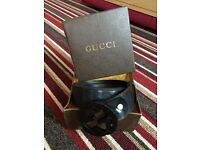 Gucci belts brand new boxed
