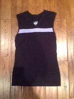 Woman's black Xs lululemon shirt