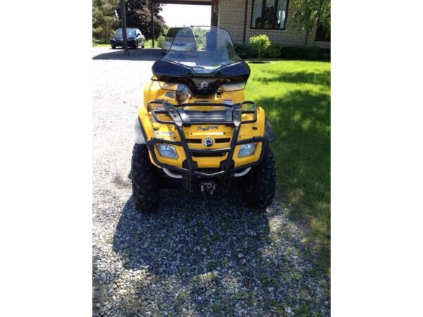 Used 2006 BRP outlander 400 xt