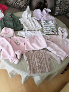 3 to 6 months sprint clothes