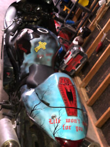 1999 hayabusa oem fairings