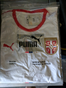 Serbia Jersey 2018 - XL - Only 2 LEFT