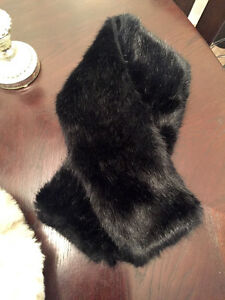 Cute winter faux fur items