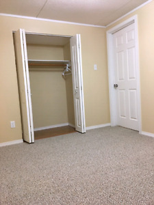 Room available in Large 2 Bedroom Basement South End