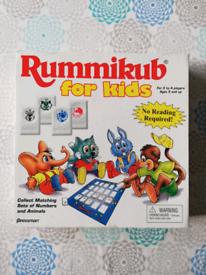 Rummikub for kids board game