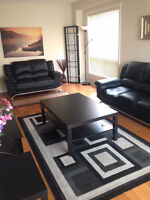 Available immediately Furnished 3 BR detached home for 6+ Months