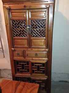 Chinese Ching Dynasty Cabinets Kitchener / Waterloo Kitchener Area image 1