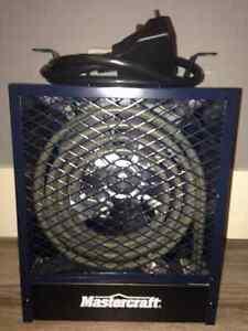 Mastercraft Garage Heater