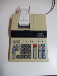 Calculatrice comptable de bureau