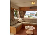 Caravan for sale at Wemyss Bay holiday park with offer on site fees!!