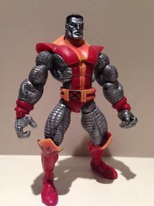 Marvel Legends Toybiz Colossus Xmen Action Figure