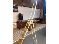 1950s step ladder