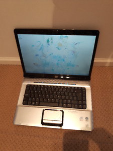 HP Core2Duo Laptop (hardly used like new/lots of battery time)