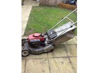 Honda roller mower
