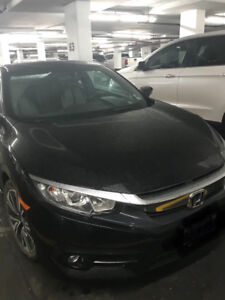 2016 Honda Civic EX coupe (turbo) for sale!