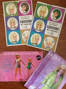 Vintage Doll Catalogue
