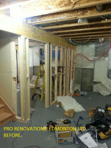 SUMMER IS HERE! RENOVATIONS HOUSES & FINISHED BASEMENT LOW COST Edmonton Edmonton Area image 9