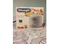 Delonghi electric deep fryer