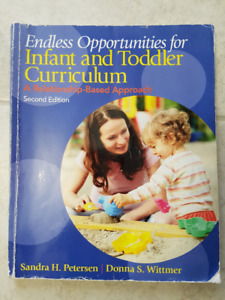 Endless Opportunities for Infant and Toddler Curriculum