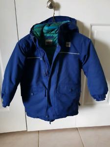 MEC winter jacket size 4