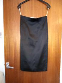 Karren Millen black pencil skirt size uk10