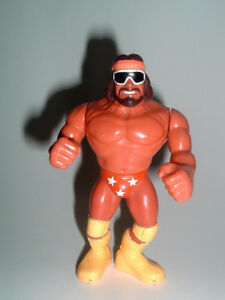 Vintage WWF Hasbro figurines !!!