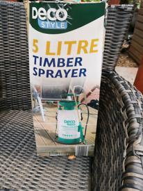 Timber spray