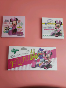 Minnie Canvas Pictures