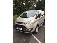 Ford Tourneo Custom 300 ECOnetic 125 bhp